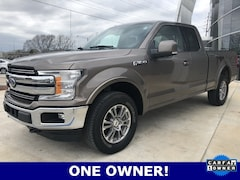 Used 2018 Ford F-150 Lariat Extended Cab Truck for sale in Seminole, OK