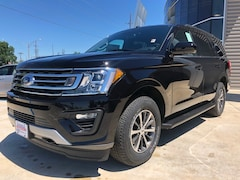 New 2019 Ford Expedition XLT SUV in Seminole, OK