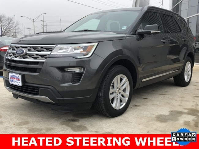 Used 2018 Ford Explorer XLT SUV for sale in Seminole, OK