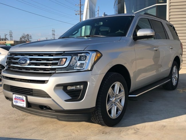New 2018 Ford Expedition XLT SUV for sale in Seminole, OK