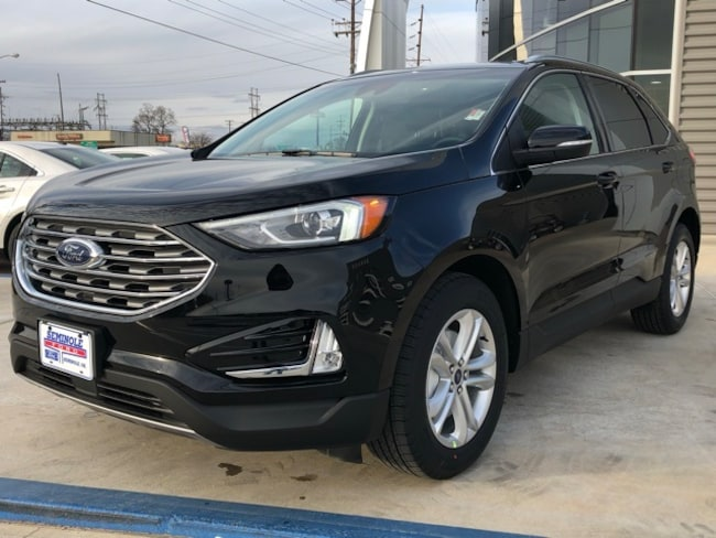 New 2019 Ford Edge SEL Crossover for sale in Seminole, OK