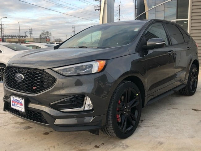 New 2019 Ford Edge ST Crossover for sale in Seminole, OK