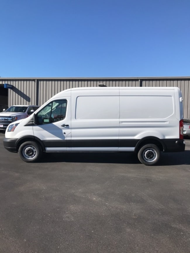 New 2019 Ford Transit Commercial Cargo Van Commercial-truck for sale in Seminole, OK