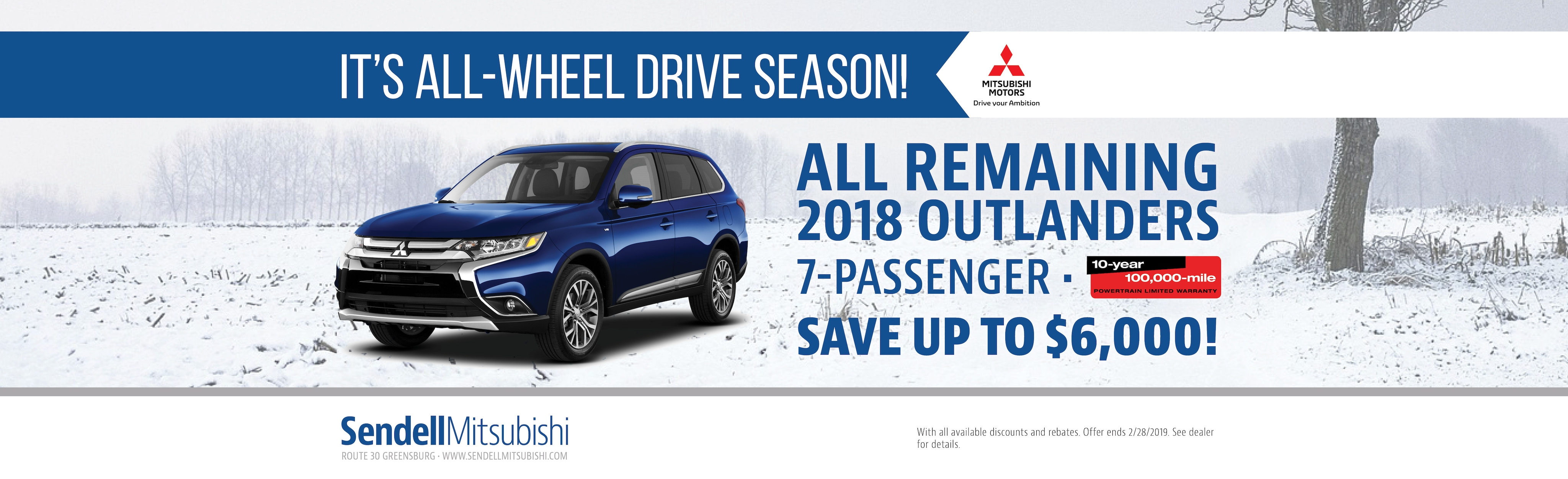 Sendell-motors-staffNew Vehicle Specials Sendell Mitsubishi