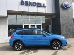 Certified Used 2016 Subaru Crosstrek SUV Pittsburgh, Pennsylvania