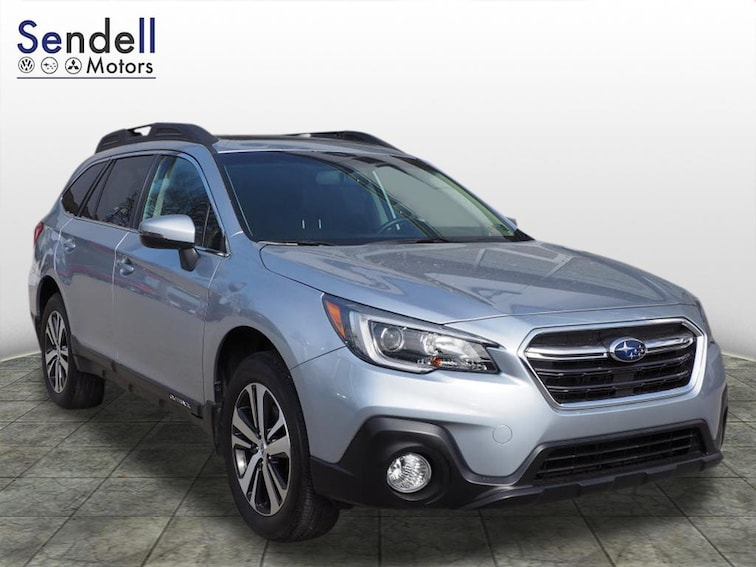 Certified  2018 Subaru Outback 2.5i SUV in Greensburg