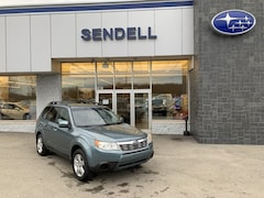 Used 2010 Subaru Forester 2.5X SUV Pittsburgh, Pennsylvania