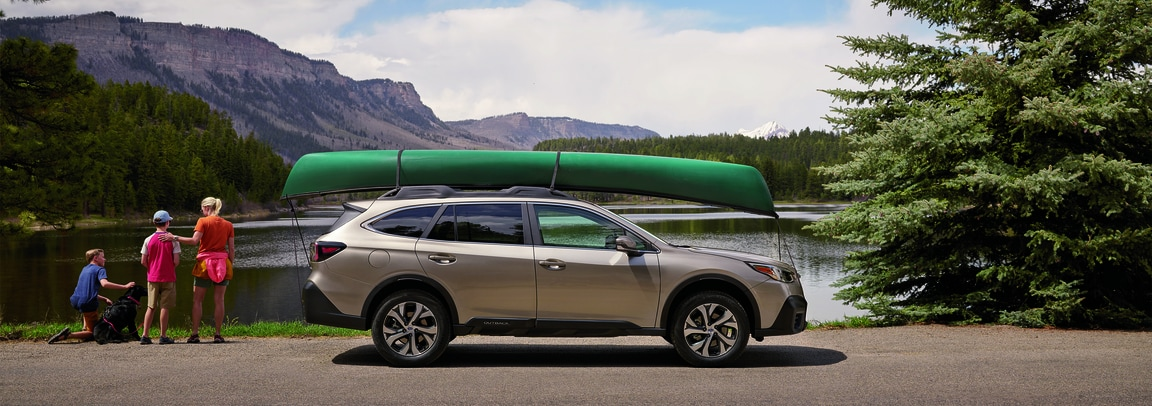 New Subaru Outback SUVs Available in Greensburg PA