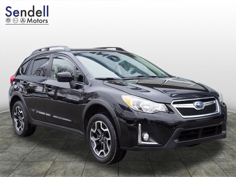 Certified  2016 Subaru Crosstrek 2.0i Premium SUV in Greensburg