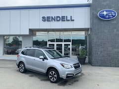Certified Used 2017 Subaru Forester SUV Pittsburgh, Pennsylvania