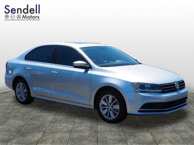 2015 Volkswagen Jetta 2.0L TDI Sedan