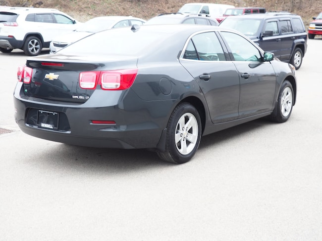 Used 2014 Chevrolet Malibu For Sale at Sendell Volkswagen | VIN