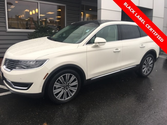 2016 Lincoln MKX Black Label SUV