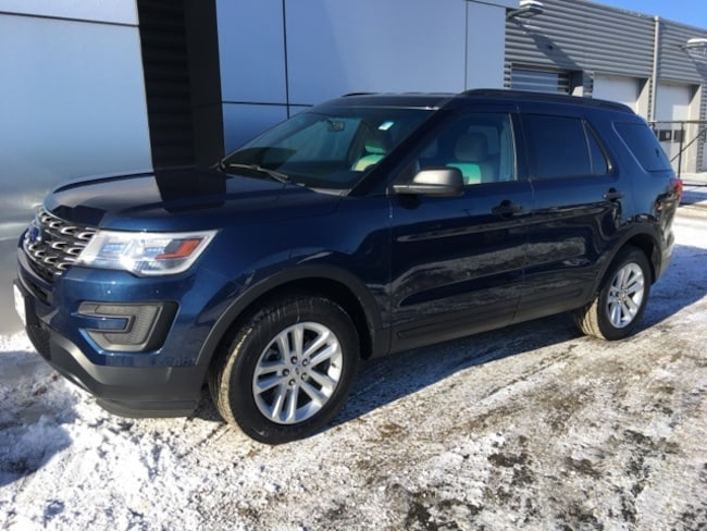 2016 Ford Explorer 4WD SUV