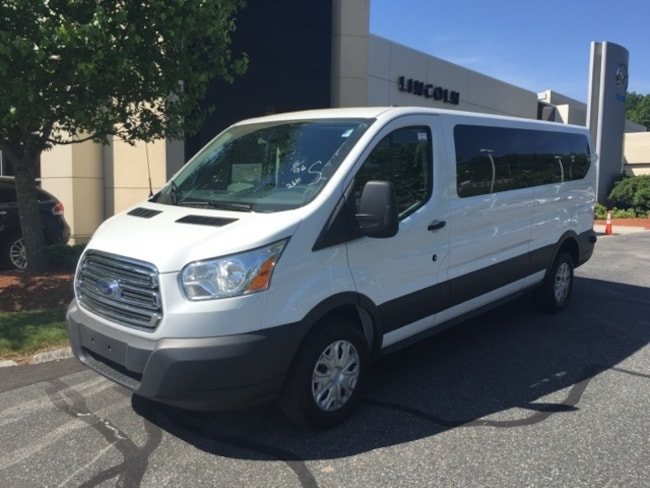 2015 Ford Transit-350 Wagon Low Roof Wagon