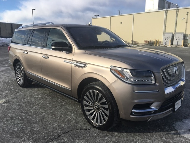 2018 Lincoln Navigator L L Reserve SUV