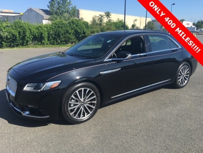 2017 Lincoln Continental Select Sedan for sale near Worcester, MA at Sentry Mazda