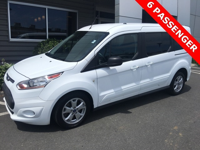 2016 Ford Transit Connect XLT Wagon