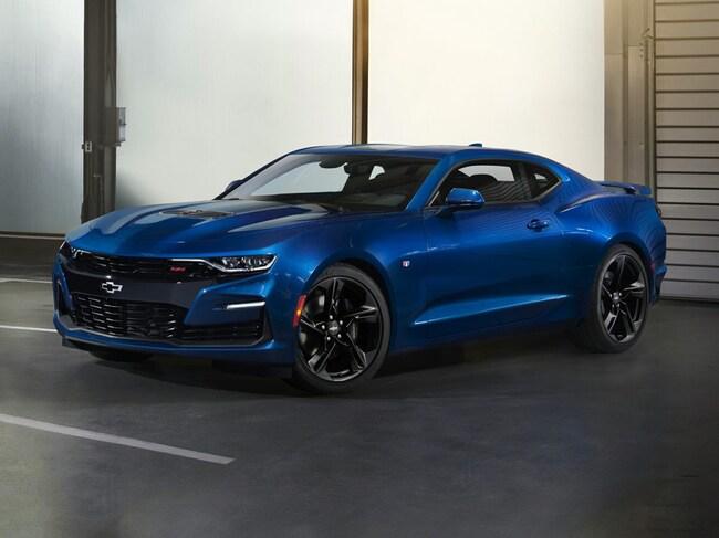 New 2019 Chevrolet Camaro 1LT Coupe in Akron, Ohio