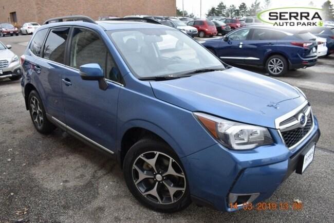 2015 Subaru Forester 2.0XT Touring SUV