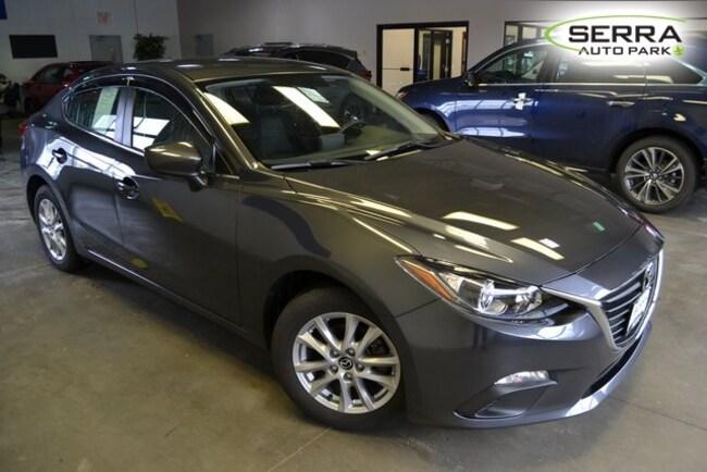 2016 Mazda Mazda3 i Sedan