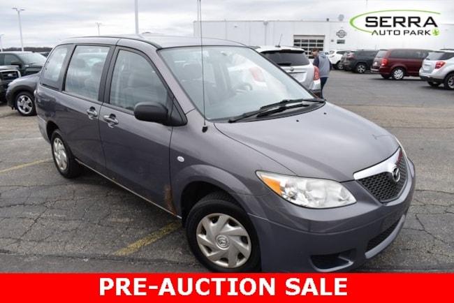 2006 Mazda MPV LX-SV Minivan/Van