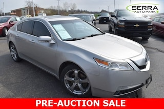 2010 Acura TL Technology Package Sedan