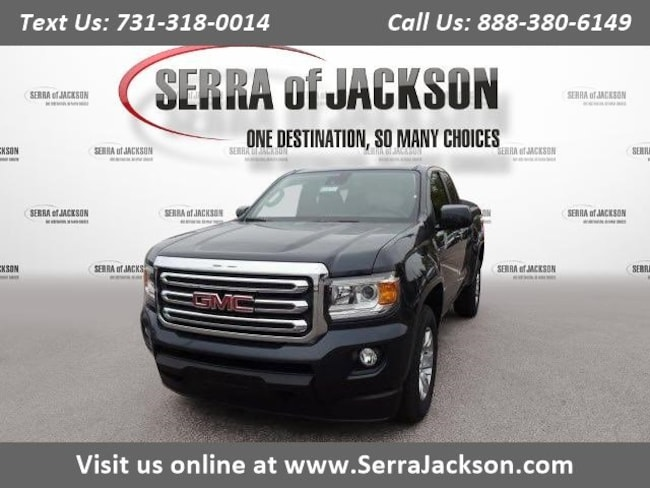 Commercial 2018 GMC Canyon SLE Truck Extended Cab Jackson, TN