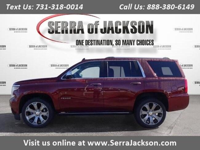 Commercial 2018 Chevrolet Tahoe Premier SUV Jackson, TN