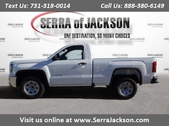Commercial  2018 GMC Sierra 1500 Base Truck Regular Cab in Jackson, TN
