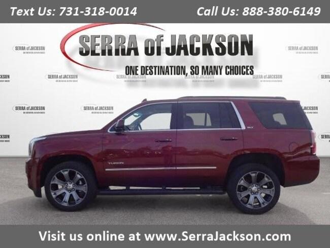 Commercial 2018 GMC Yukon SLT SUV Jackson, TN