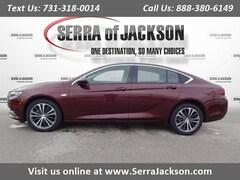 New 2018 Buick Regal Sportback Preferred II Hatchback W04GM6SXXJ1090800 Jackson TN
