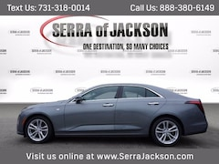 New 2020 CADILLAC CT4 Luxury Sedan Jackson TN