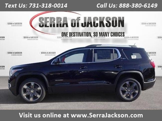 Commercial 2018 GMC Acadia SLT-2 SUV Jackson, TN
