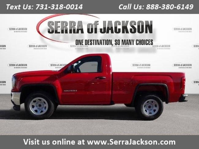 Commercial 2018 GMC Sierra 1500 Base Truck Regular Cab Jackson, TN