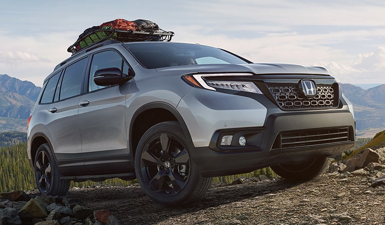 New 2019 Honda Passport O'Fallon IL