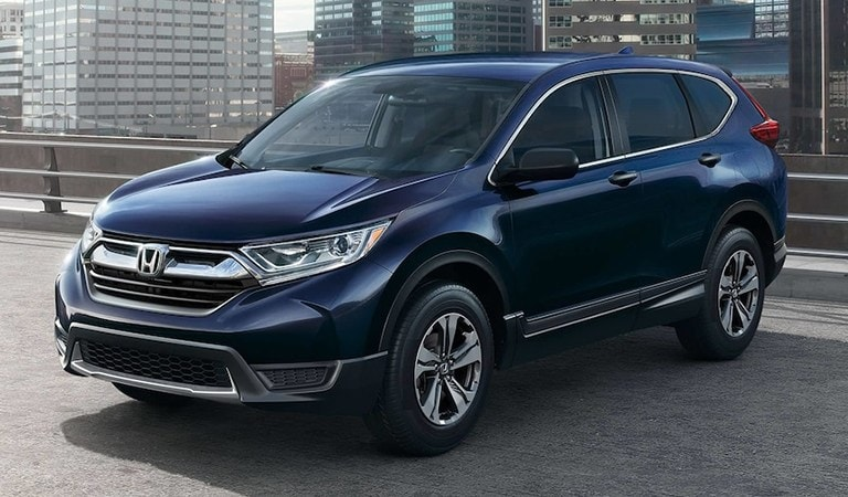 New 2019 Honda CR-V O'Fallon IL