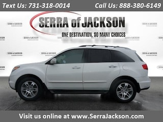 2008 Acura MDX SH-AWD w/Power Tailgate w/Tech 4WD  Tech/Pwr Tail Gate