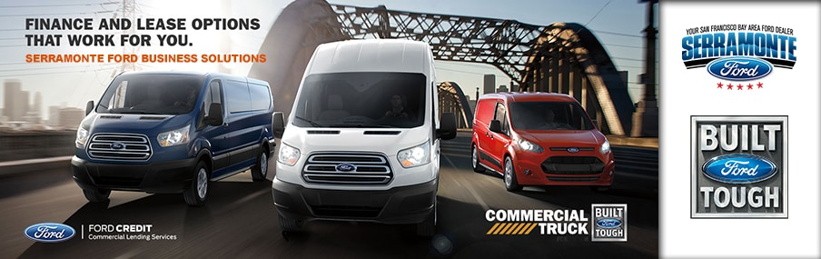 c7a26207ae ADVANTAGES OF SERRAMONTE FORD COMMERCIAL FINANCING PROGRAMS