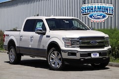 New 2019 Ford F-150 King Ranch Truck SuperCrew Cab 1FTEW1E41KFB04258 near San Francisco