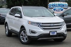 New 2018 Ford Edge SEL SUV 2FMPK4J84JBB95567 near San Francisco