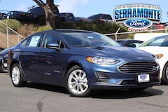 New 2019 Ford Fusion Hybrid SE Sedan 3FA6P0LU1KR209034 near San Francisco