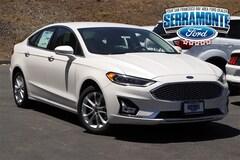 New 2019 Ford Fusion Energi Titanium Sedan 3FA6P0SUXKR236265 near San Francisco