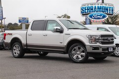 New 2019 Ford F-150 King Ranch Truck SuperCrew Cab 1FTEW1E59KFA18236 near San Francisco