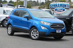 New 2018 Ford EcoSport SE SUV MAJ3P1TE8JC225620 near San Francisco