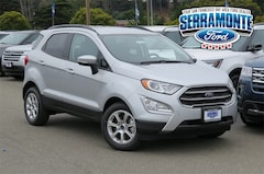 New 2018 Ford EcoSport SE SUV MAJ3P1TEXJC226445 near San Francisco