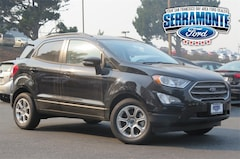 New 2018 Ford EcoSport SE SUV MAJ3P1TEXJC225764 near San Francisco