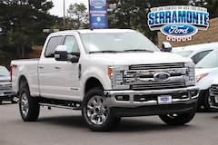 New 2019 Ford F-250 Lariat Truck Crew Cab 1FT7W2BTXKEF14024 near San Francisco