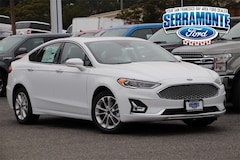 New 2019 Ford Fusion Energi Energi Titanium Sedan 3FA6P0SU1KR216504 near San Francisco
