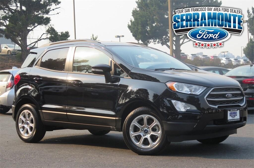 Superior New 2018 Ford EcoSport SE SUV MAJ3P1TEXJC225618 Near San Francisco